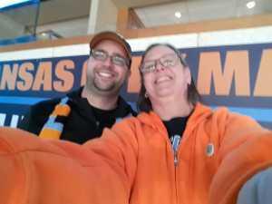 Carla attended Kansas City Mavericks Playoffs Rnd 1 Game 2 - ECHL on Apr 19th 2019 via VetTix