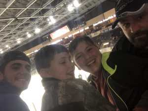 Nathan attended Kansas City Mavericks vs. Tulsa Oilers - Playoffs Rnd 1 Game 3 - ECHL on Apr 20th 2019 via VetTix
