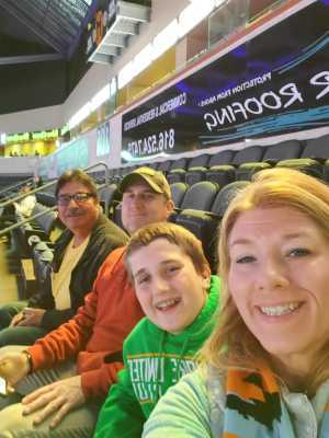 Dena attended Kansas City Mavericks vs. Tulsa Oilers - Playoffs Rnd 1 Game 3 - ECHL on Apr 20th 2019 via VetTix