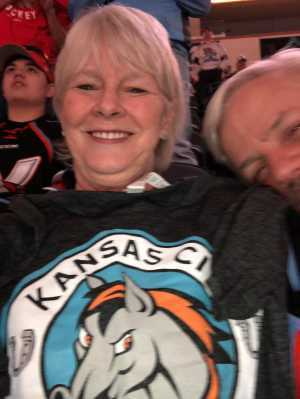 Douglas attended Kansas City Mavericks vs. Tulsa Oilers - Playoffs Rnd 1 Game 3 - ECHL on Apr 20th 2019 via VetTix