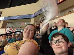 Raymond attended Kansas City Mavericks vs. Tulsa Oilers - Playoffs Rnd 1 Game 3 - ECHL on Apr 20th 2019 via VetTix