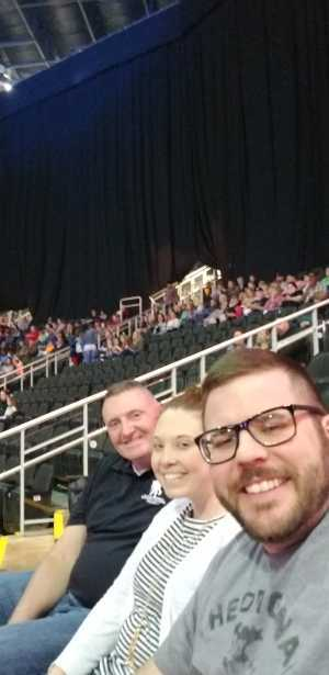 William attended Kansas City Mavericks vs. Tulsa Oilers - Playoffs Rnd 1 Game 3 - ECHL on Apr 20th 2019 via VetTix