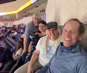 Mary attended Kansas City Mavericks Playoffs Rnd 1 Game 1 - ECHL on Apr 17th 2019 via VetTix