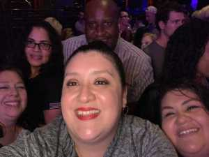 Darel attended Tori Kelly: the Acoustic Sessions - Pop on Apr 13th 2019 via VetTix
