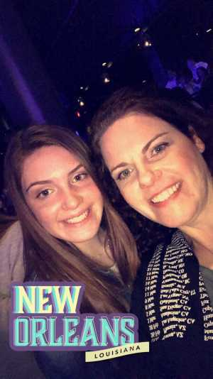 Charles attended Tori Kelly: the Acoustic Sessions - Pop on Apr 13th 2019 via VetTix