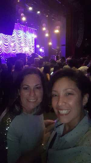 Christine attended Tori Kelly: the Acoustic Sessions - Pop on Apr 13th 2019 via VetTix