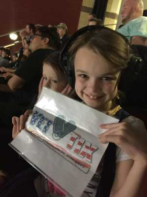 Bob attended Monster Jam on Apr 19th 2019 via VetTix