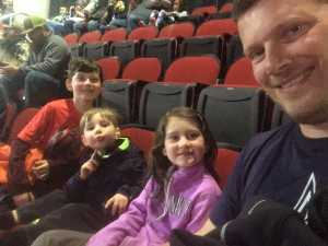 Daniel attended Monster Jam on Apr 19th 2019 via VetTix