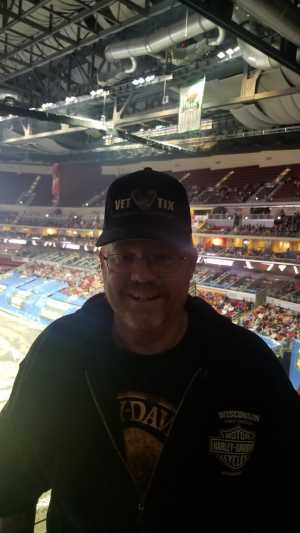 bryan attended Monster Jam on Apr 19th 2019 via VetTix