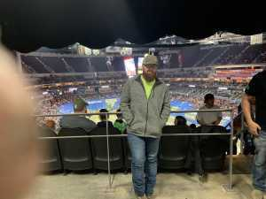 Matthew attended Monster Jam on Apr 19th 2019 via VetTix