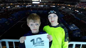 Jonathan attended Monster Jam on Apr 19th 2019 via VetTix