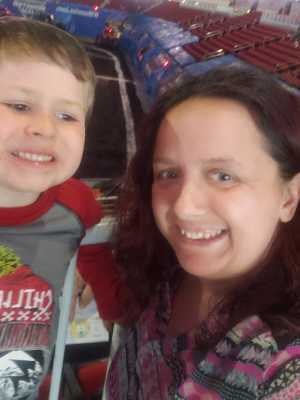 Amber  attended Monster Jam on Apr 19th 2019 via VetTix