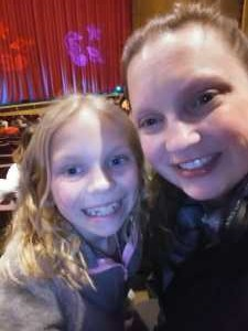Andrea attended B - the Underwater Bubble Show - Miscellaneous Theatre on Apr 28th 2019 via VetTix