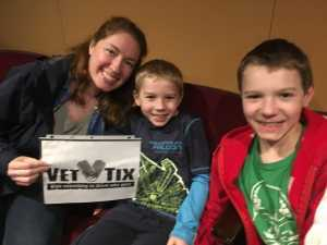 Katharine attended B - the Underwater Bubble Show - Miscellaneous Theatre on Apr 28th 2019 via VetTix