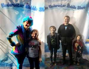 Robert attended B - the Underwater Bubble Show - Miscellaneous Theatre on Apr 28th 2019 via VetTix