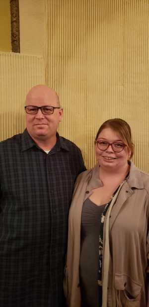 David attended Nederlander Presents: Kansas on Apr 6th 2019 via VetTix