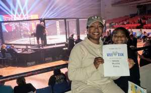 Ebony attended Invicta Phoenix Rising Series - Live Mixed Martial Arts - Tracking Attendance - Presented by Invicta Fighting Championships ( on May 3rd 2019 via VetTix