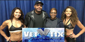 Anthony attended Invicta Phoenix Rising Series - Live Mixed Martial Arts - Tracking Attendance - Presented by Invicta Fighting Championships ( on May 3rd 2019 via VetTix