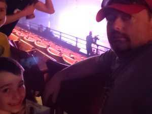 Thad attended Invicta Phoenix Rising Series - Live Mixed Martial Arts - Tracking Attendance - Presented by Invicta Fighting Championships ( on May 3rd 2019 via VetTix