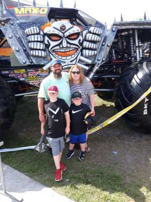 Joshua attended Monster Jam World Finals - Motorsports/racing on May 11th 2019 via VetTix