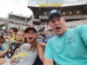 Ryan attended Monster Jam World Finals - Motorsports/racing on May 11th 2019 via VetTix