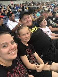 Alexander attended Monster Jam World Finals - Motorsports/racing on May 11th 2019 via VetTix