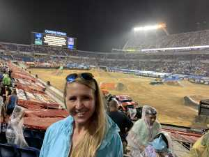 Dan attended Monster Jam World Finals - Motorsports/racing on May 11th 2019 via VetTix