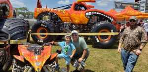 Raul attended Monster Jam World Finals - Motorsports/racing on May 11th 2019 via VetTix