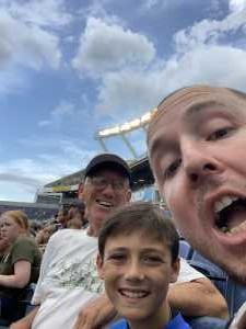 Brian attended Monster Jam World Finals - Motorsports/racing on May 11th 2019 via VetTix