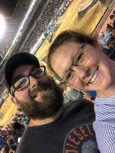 Matthew attended Monster Jam World Finals - Motorsports/racing on May 11th 2019 via VetTix