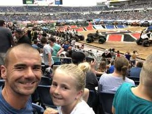 Stephen attended Monster Jam World Finals - Motorsports/racing on May 11th 2019 via VetTix