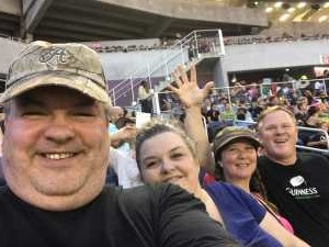 Jesse attended Monster Jam World Finals - Motorsports/racing on May 11th 2019 via VetTix