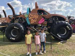 Jayson attended Monster Jam World Finals - Motorsports/racing on May 11th 2019 via VetTix