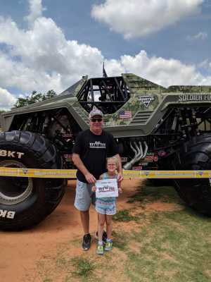 David attended Monster Jam World Finals - Motorsports/racing on May 11th 2019 via VetTix