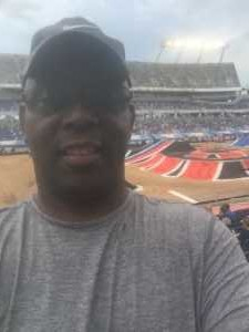 Creston attended Monster Jam World Finals - Motorsports/racing on May 11th 2019 via VetTix