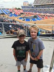 Erika attended Monster Jam World Finals - Motorsports/racing on May 11th 2019 via VetTix