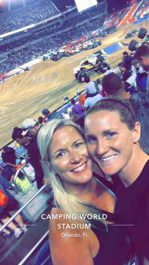 Carlie attended Monster Jam World Finals - Motorsports/racing on May 11th 2019 via VetTix