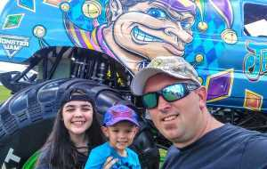 David attended Monster Jam World Finals - Motorsports/racing on May 11th 2019 via VetTix