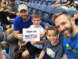 Christopher  attended Monster Jam World Finals - Motorsports/racing on May 11th 2019 via VetTix