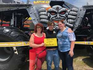 Shawn attended Monster Jam World Finals - Motorsports/racing on May 11th 2019 via VetTix