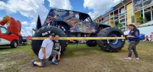 Nathaniel attended Monster Jam World Finals - Motorsports/racing on May 11th 2019 via VetTix