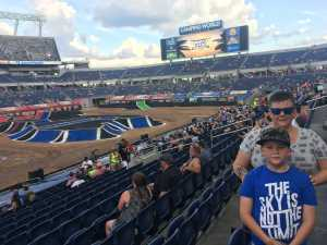Kerry attended Monster Jam World Finals - Motorsports/racing on May 11th 2019 via VetTix