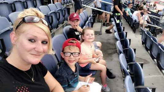 Stephanie attended Monster Jam World Finals - Motorsports/racing on May 11th 2019 via VetTix