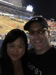 Karl attended Monster Jam World Finals - Motorsports/racing on May 11th 2019 via VetTix