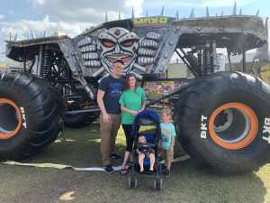 Austin attended Monster Jam World Finals - Motorsports/racing on May 11th 2019 via VetTix