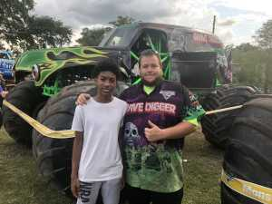 Alonzo  attended Monster Jam World Finals - Motorsports/racing on May 11th 2019 via VetTix