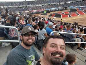 Chris attended Monster Jam World Finals - Motorsports/racing on May 11th 2019 via VetTix