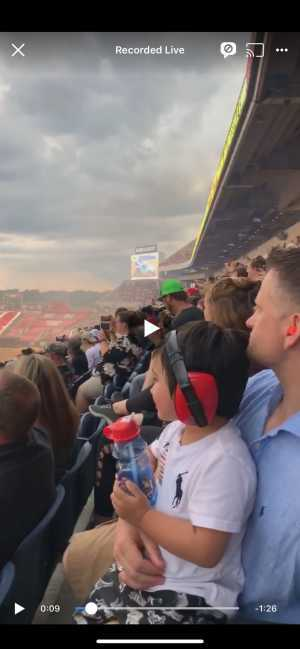 Jeremy attended Monster Jam World Finals - Motorsports/racing on May 11th 2019 via VetTix