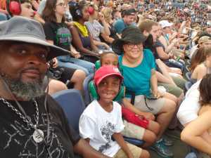 Maurice attended Monster Jam World Finals - Motorsports/racing on May 11th 2019 via VetTix