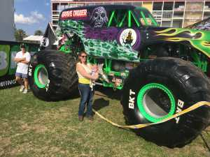 Tim attended Monster Jam World Finals - Motorsports/racing on May 11th 2019 via VetTix